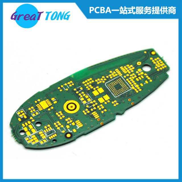 Quick Speed Measurement Equipment Custom Muiltylayer PCB Fabrication