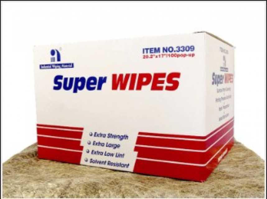 Super Wipes - 3309