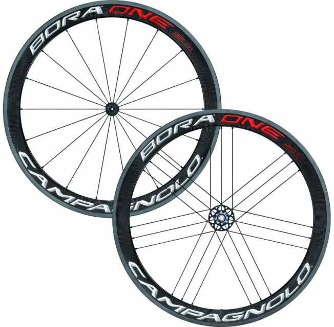 img 1 CAMPAGNOLO BORA ONE 50 CLINCHER WHEELSET