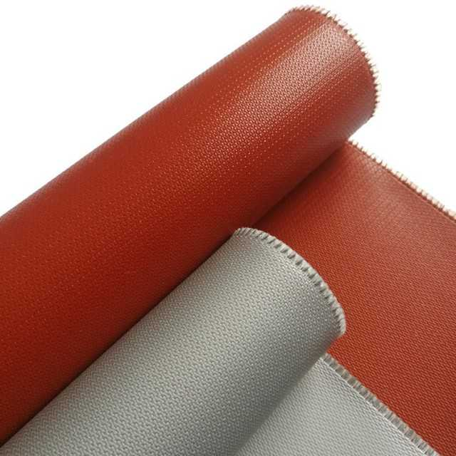 Glass fiber cloth Silicone coated, Fireproof, Abrasion resistance