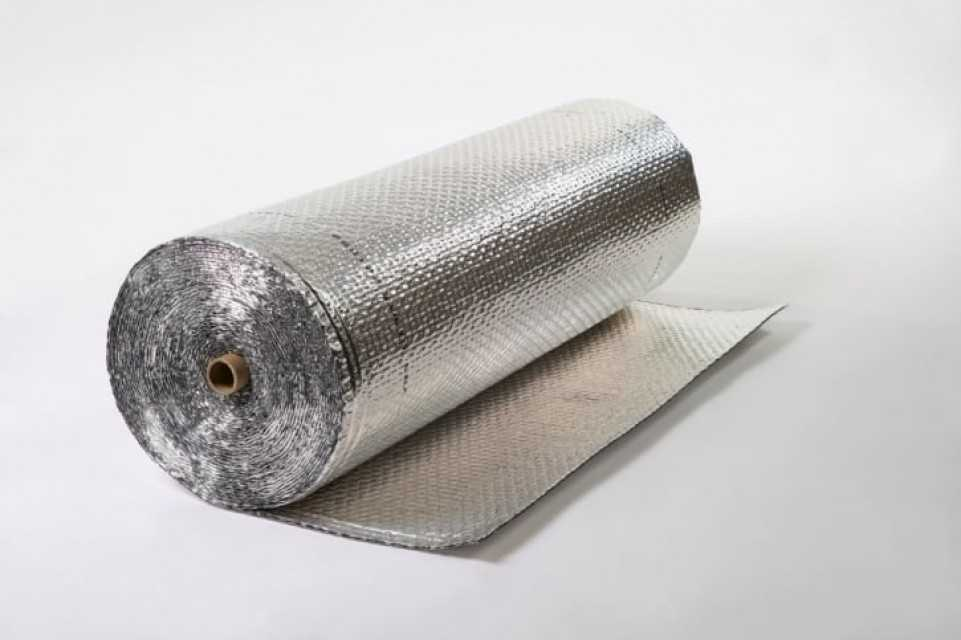 High working temperature Aluminum foil fiberglass fabric