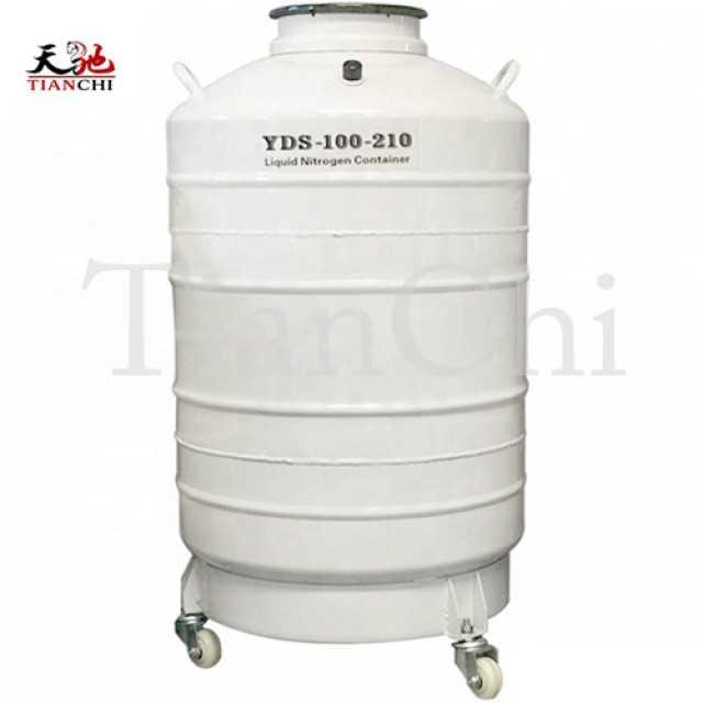 Tianchi farm 100l liqiud nitrogen container