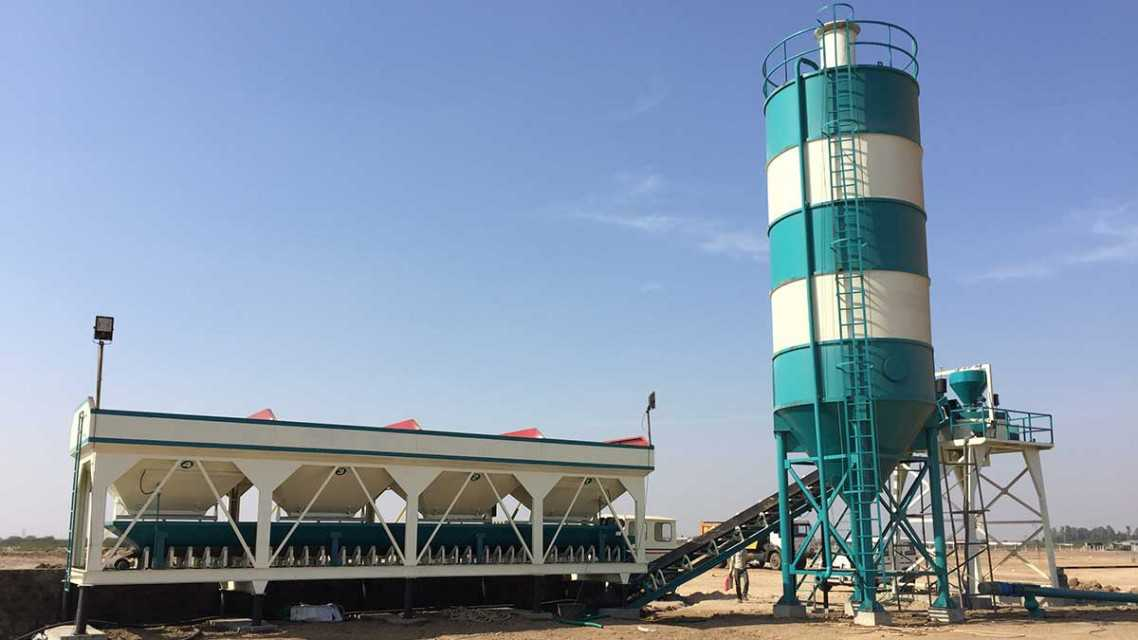Cement/Fly Ash Silo