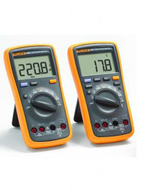 fluke 17b digital multimeter (2)