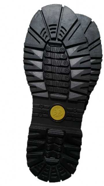 Nitrile Rubber Safety Shoes Rubber Outsole