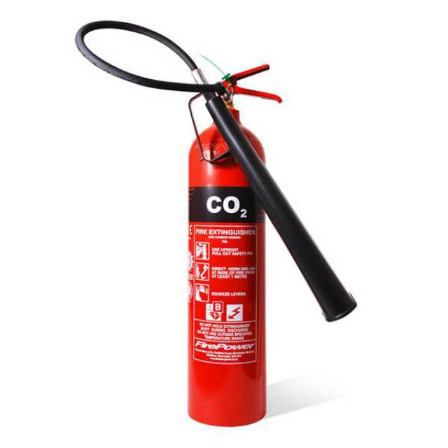 Co2 Fire Extinguisher (5 Ltr)