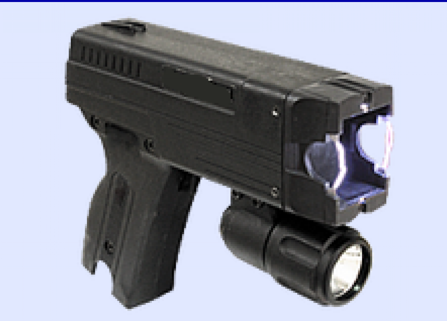 zapper stun gun single itself