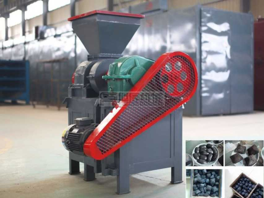 Charcoal Dust Briquette Machine(86-15978436639)
