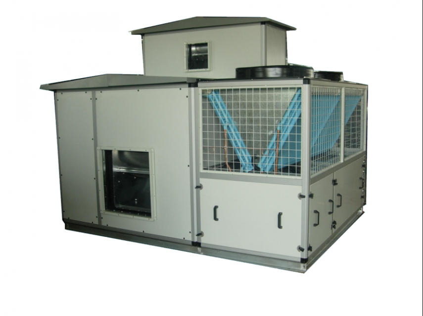 heat recovery roof top unit热回收屋顶机2