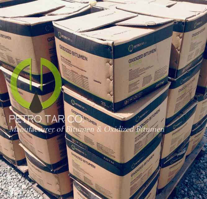 OXIDIZED BITUMEN 90/15 (PURE and Without Gilsonite)
