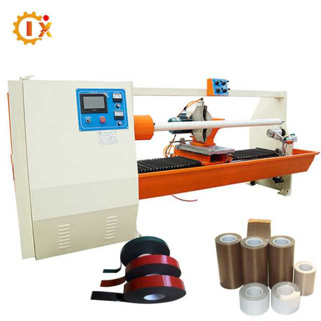 GL--701 Higher application cutting machine for double sided foam tape