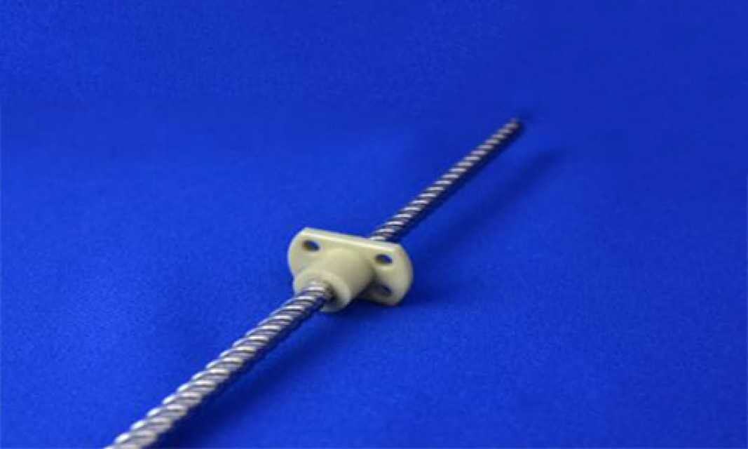 Transmission Parts Manufacture - Screw and Nut set