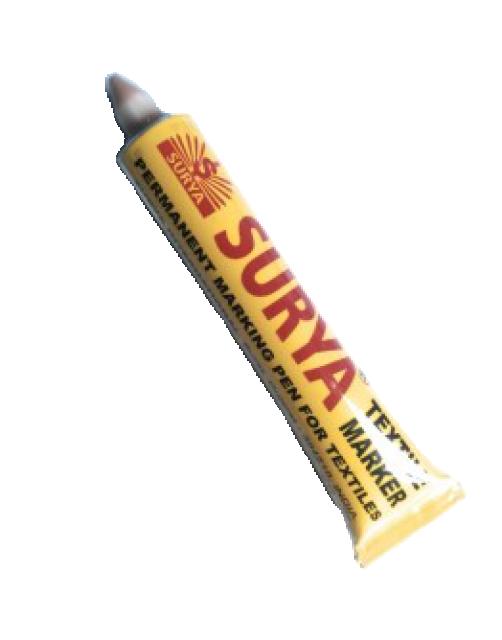 Surya Textile Marker Pen Yellow