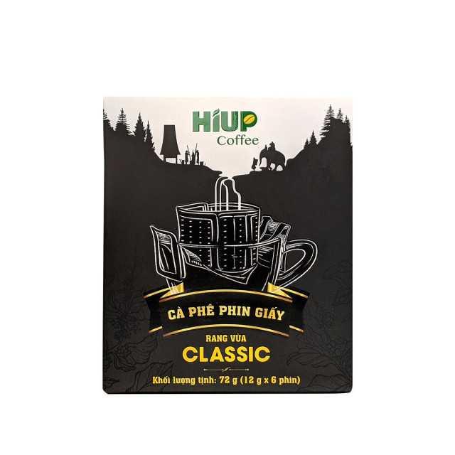 Drip Coffee Filter (12gr x 6 filter)