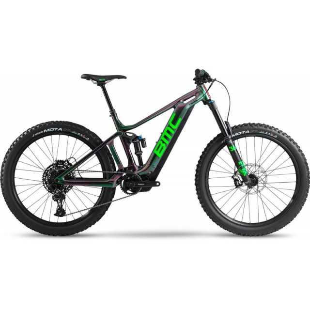 "2020 BMC Trailfox AMP SX Two 27.5""-Electric Mountain Bike (CYCLESCORP)"