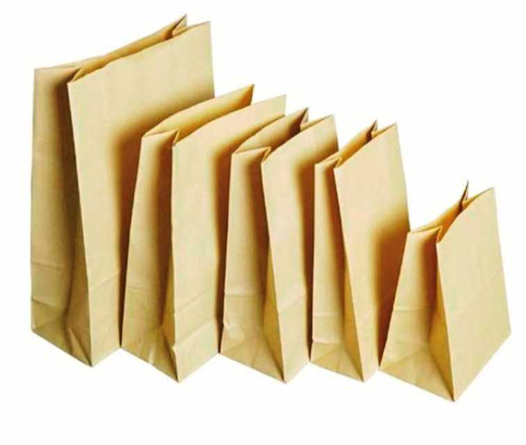 PAPER BAGS - MANUFACTURES