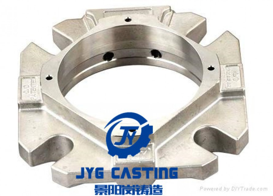Precision Casting Auto Parts by JYG Casting