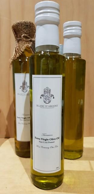 Blanc D'Argent : Extra Virgin Olive Oil