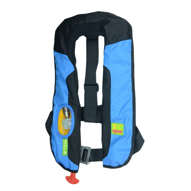 Eyson Wholesale Custom 150N Inflatable Life Vest Adult