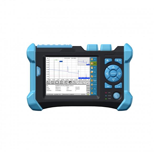 SHINHO X-60 Touch Screen Fiber Optical Communication Singlemode  OTDR