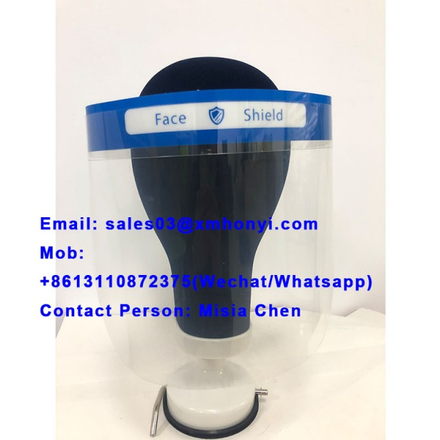 Stock Item Disposable Face Shield Made in China