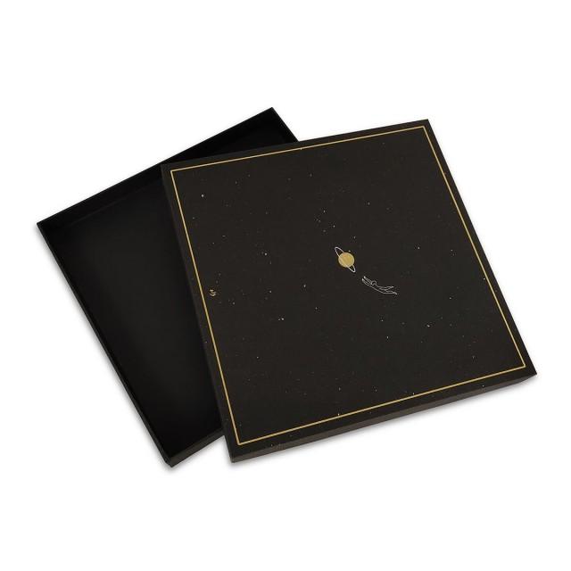 Custom Premium Silk Scarves Gift Box
