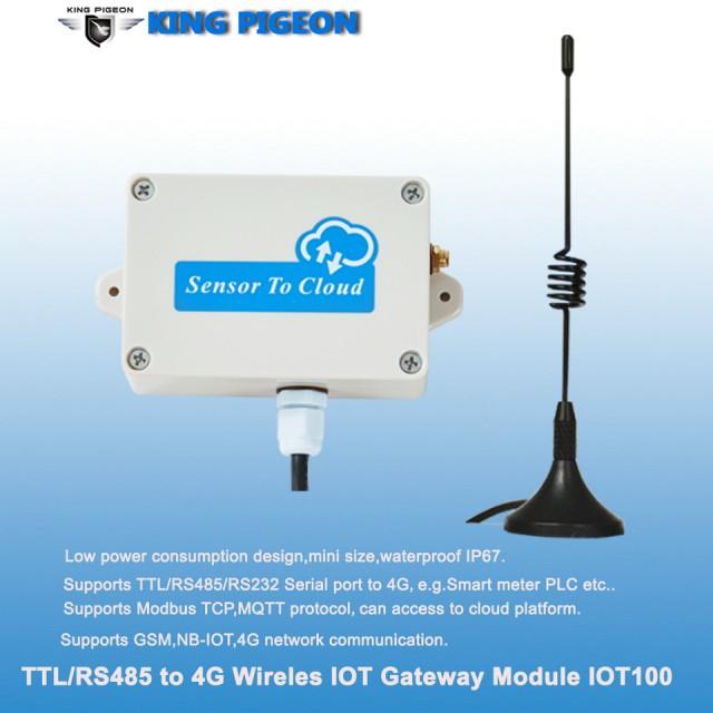 IOT100 RS485 Serial Port IoT Module