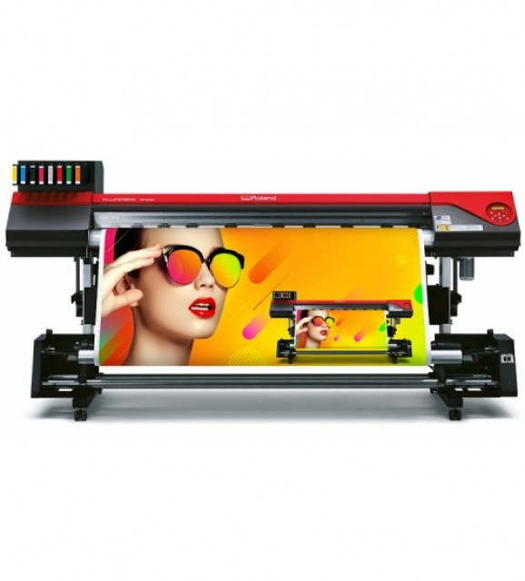 Roland VersaEXPRESS RF-640 8 Colour Inkjet Printer