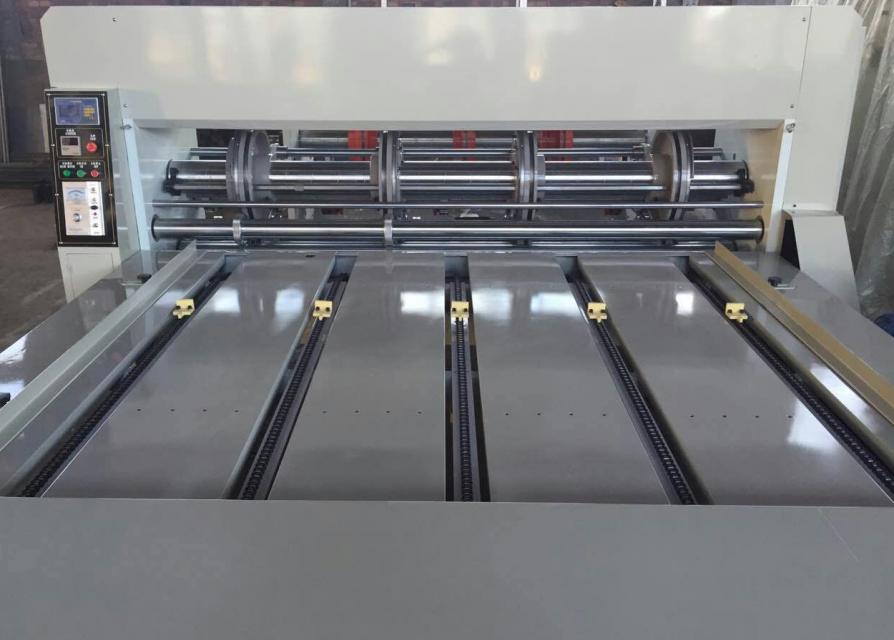 Chain Feeding Type Slotting machinery