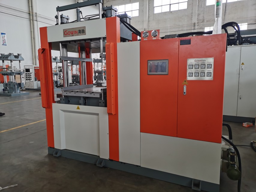 Gowin compression machine and compression molding solution