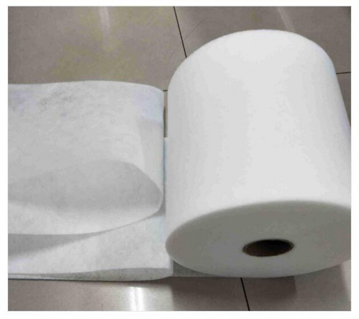 Bfe95/B fe99 PP Melt Blown Nonwoven Fabric Stock Mask Material