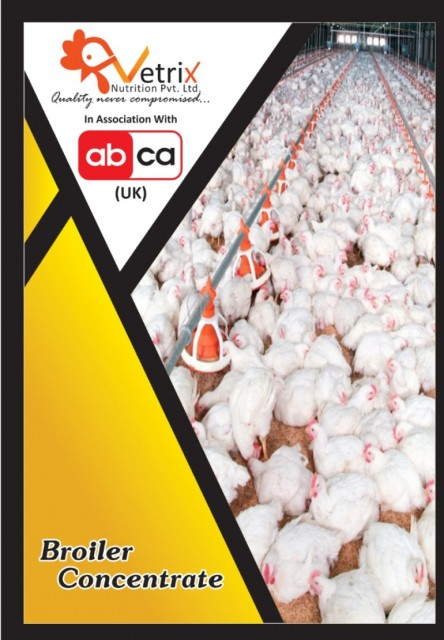 BROILER FEED CONCENTRATES