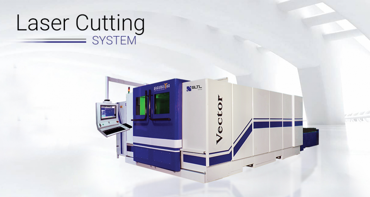 Laser Cutting Machine-VECTOR