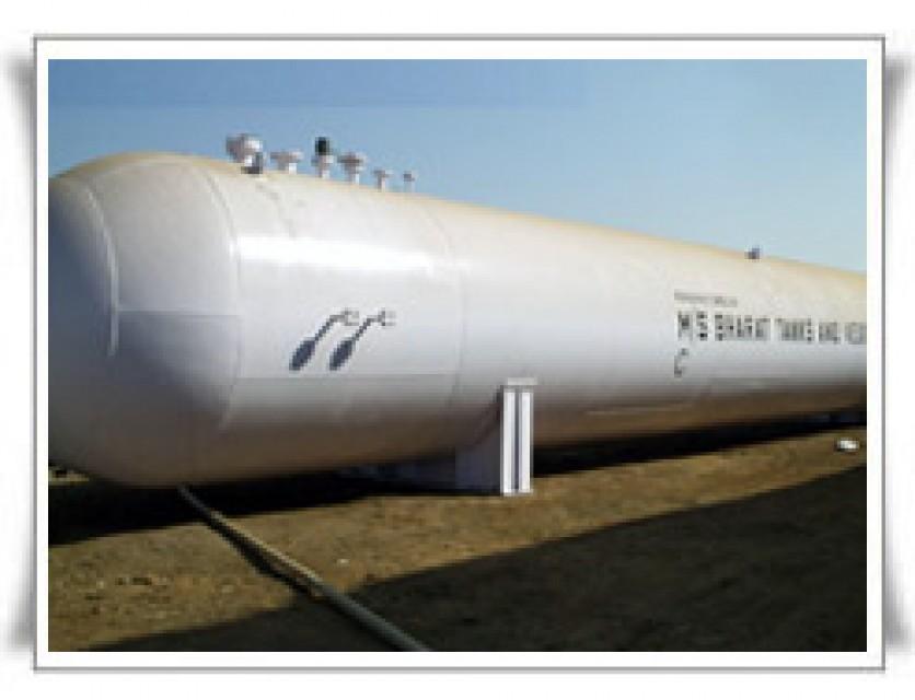 LPG / Propane Storage Tanks