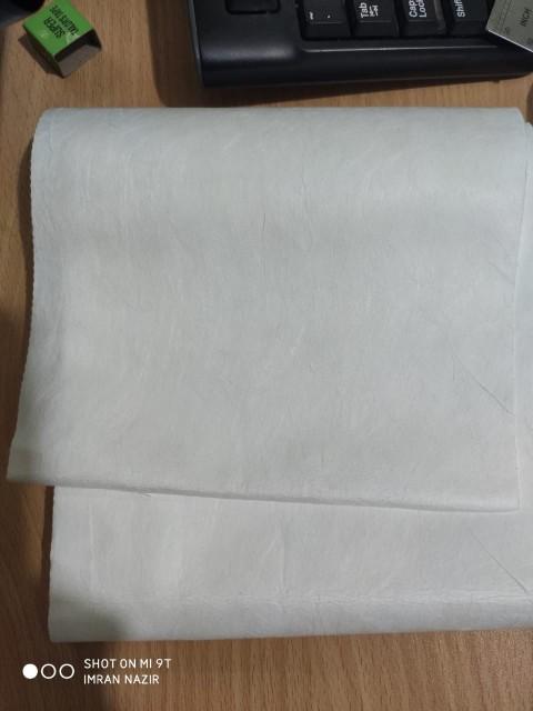 Meltblown Fabrics, non-woven, for mask