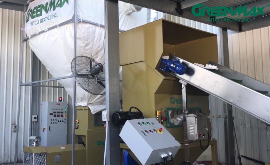 Foam densifier GREENMAX M-C300