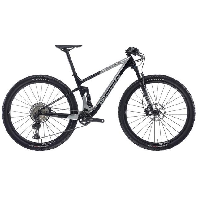 2020 Bianchi Methanol CV FS 9.3 Mountain Bike