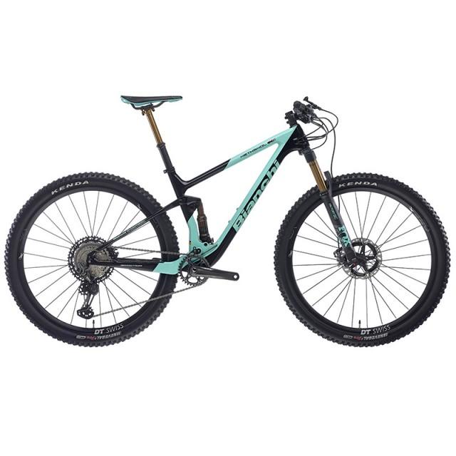 2020 Bianchi Methanol CV FST 9.2 Mountain Bike