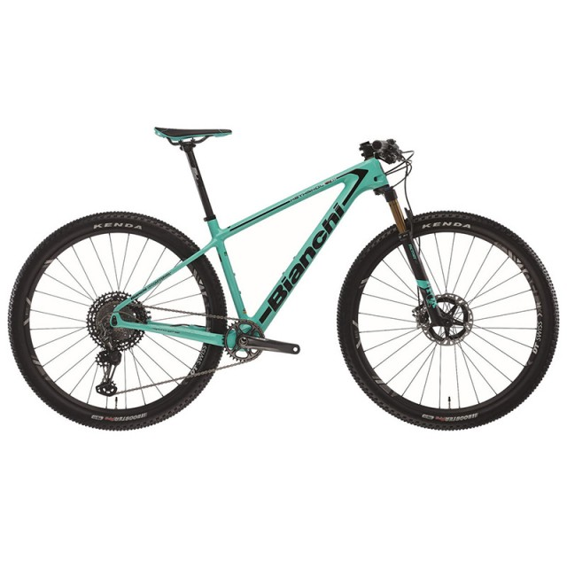 2020 Bianchi Methanol CV RS 9.2 Mountain Bike