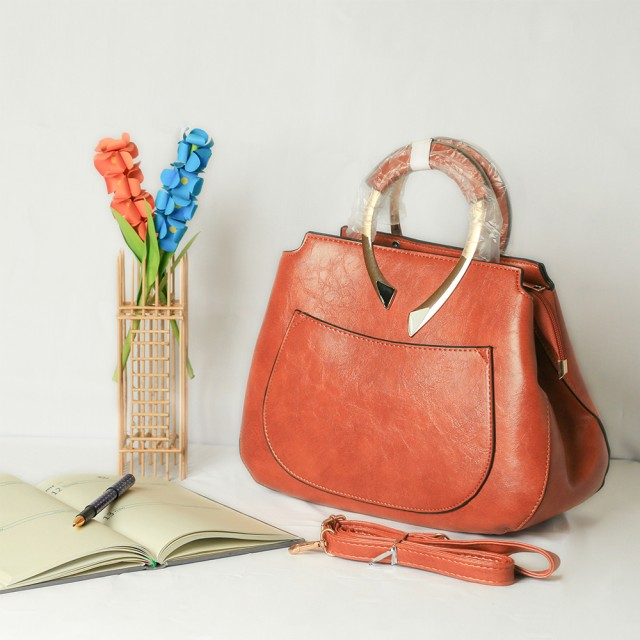 PU Leather Luxury Women Shoulder  Handbags