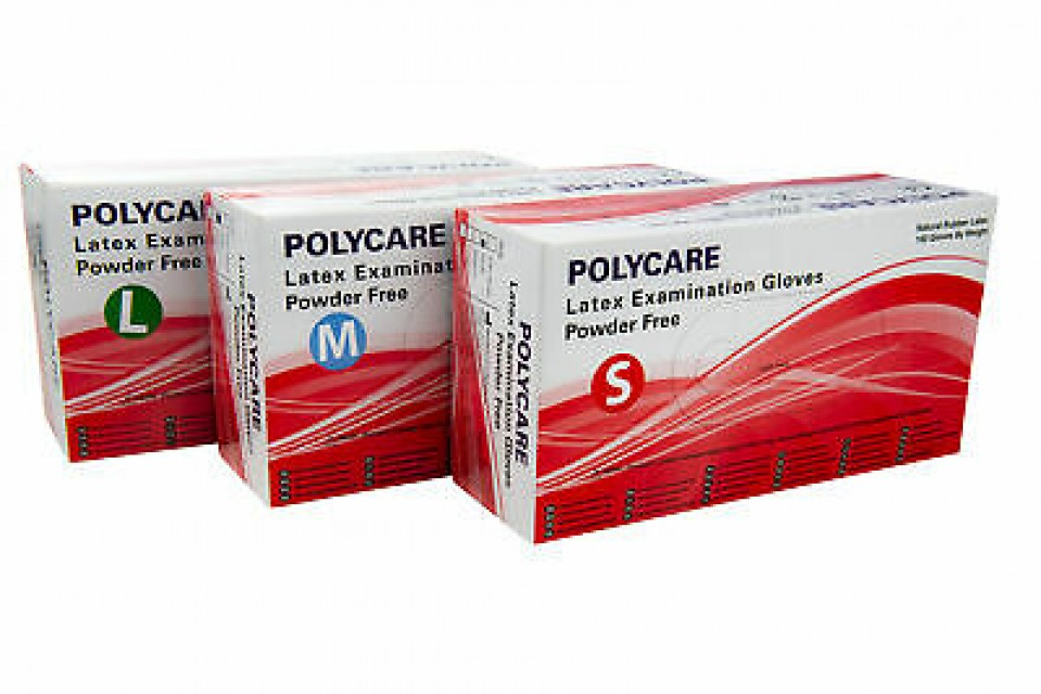 PolyCare Examination Gloves