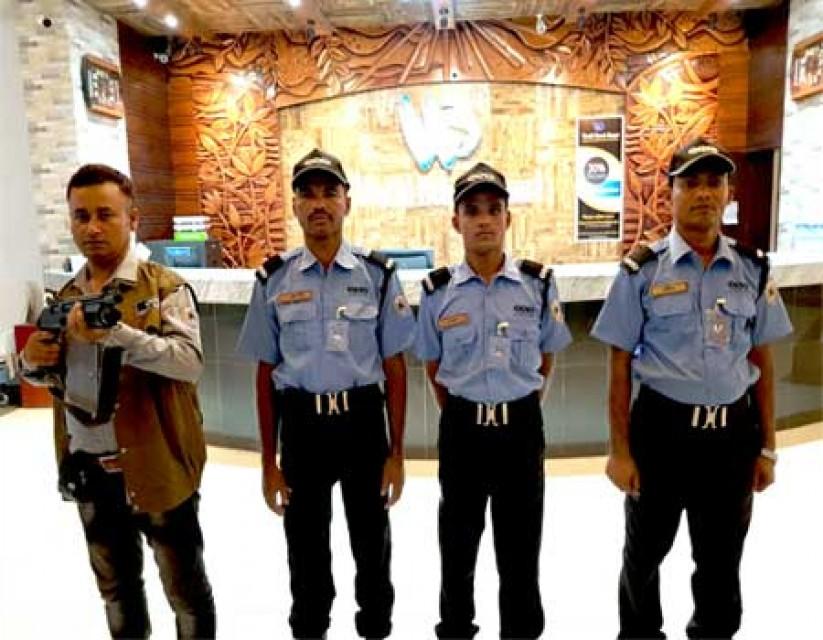 Executive Security Protection
