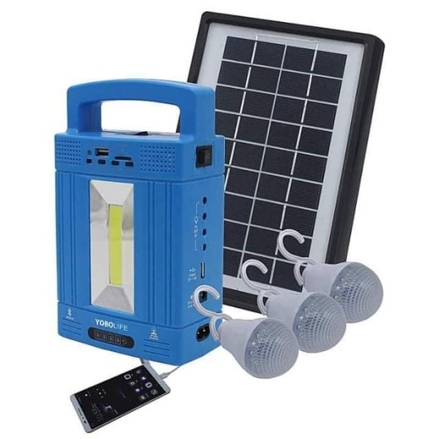 Portable Solar Home System 3608