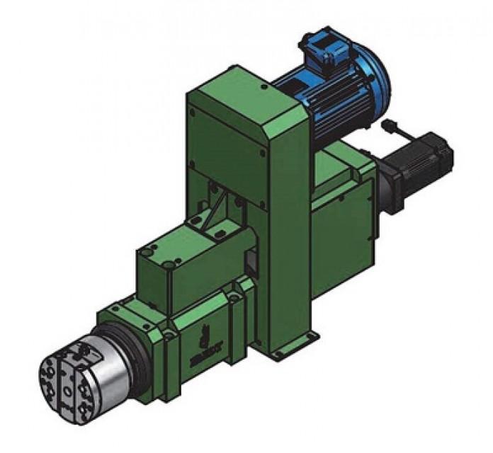 S60-FA408 Servo Facing Spindle Head Unit