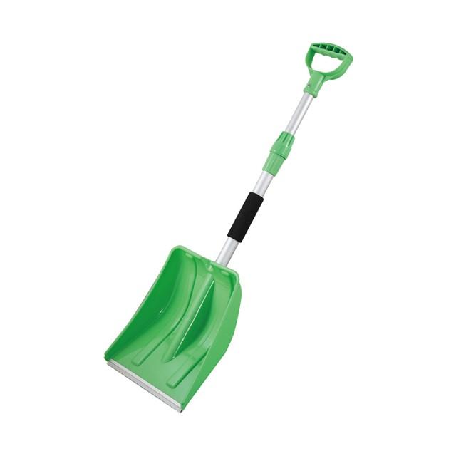 Adjustable Handle Plastic Snow Shovel