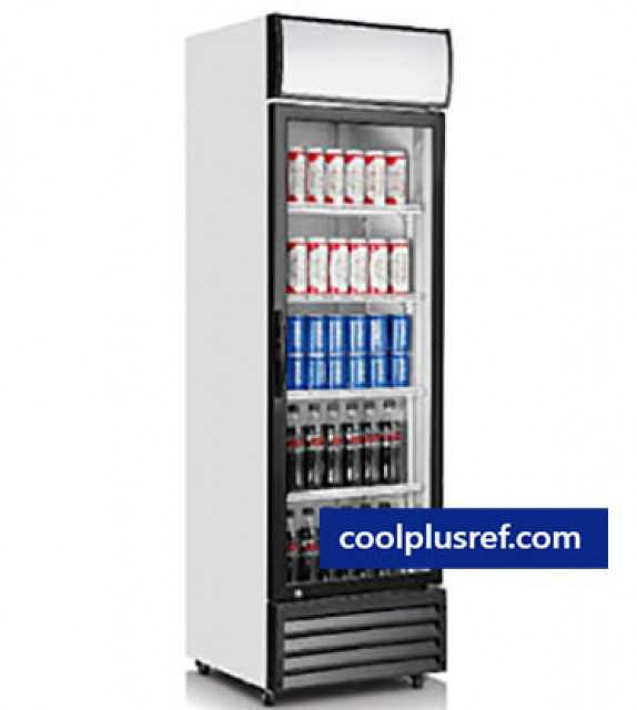 Grocery & Convenience Store Beverage Coolers & Refrigerators