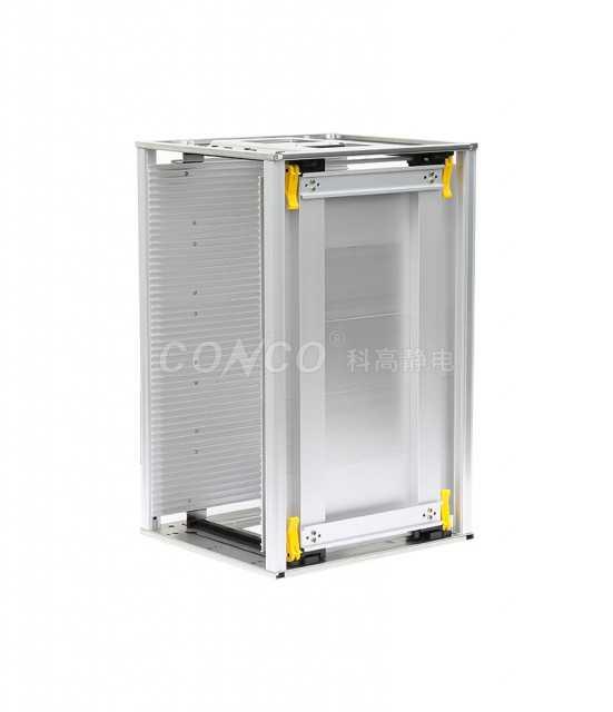 ESD Aluminium PCB Magazine Rack