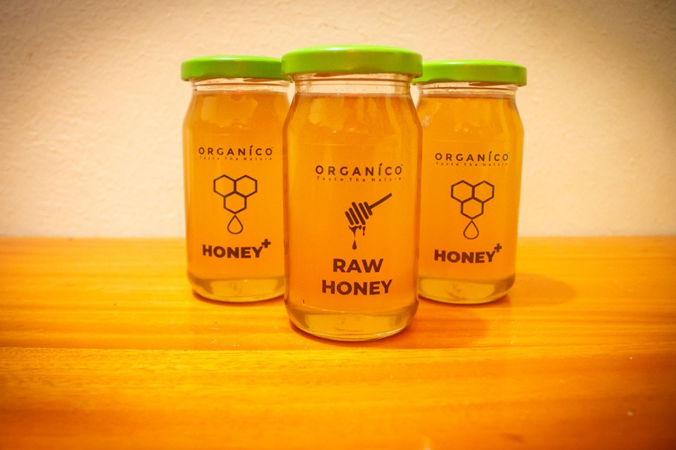Organico Raw Honey ( Khalisha )