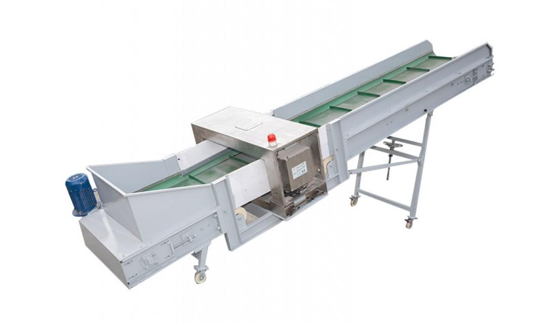 Metal Detecting Conveyor