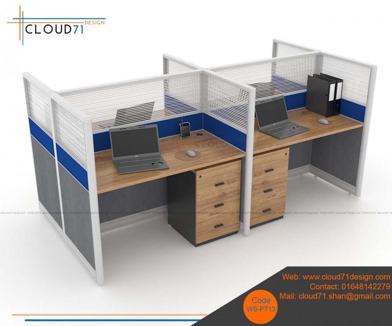 Workstation partition
